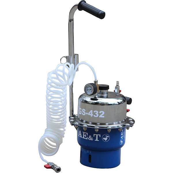 Установка для замены тормозной жидкости AE&T GS-432 фото