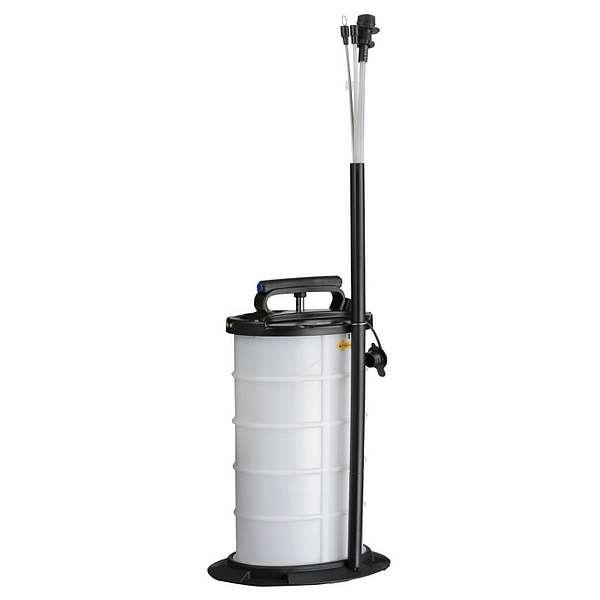 Устройство для откачки масла, 9,5 л, ручной привод МАСТАК 130-10095 фото