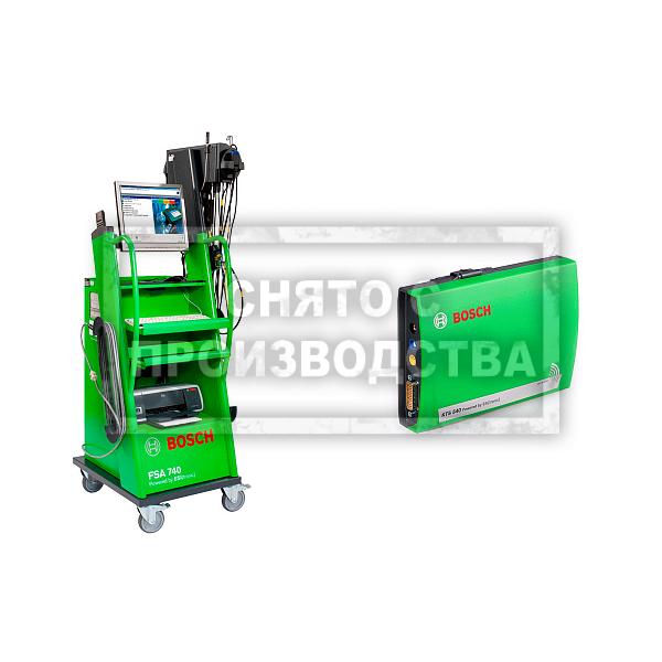 Bosch Комплект FSA 740 + KTS 540 0684010745 фото