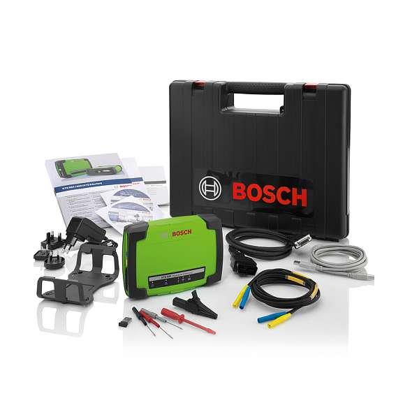 Bosch KTS 560 - профессиональный мультимарочный сканер. 0684400560 купить в Москва