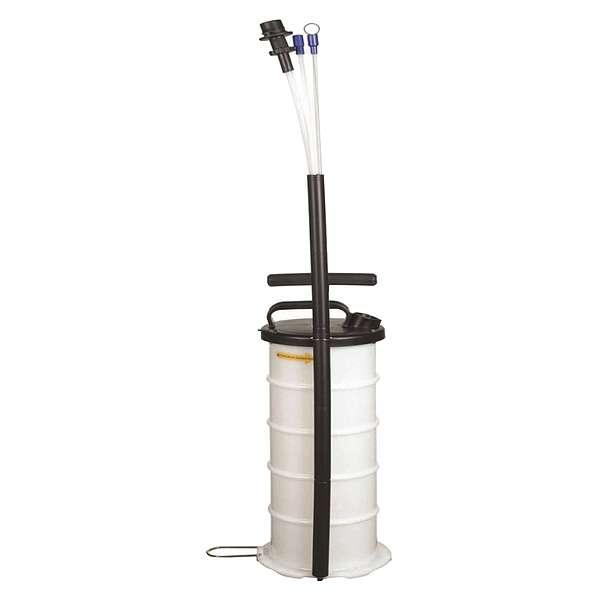 Устройство для откачки масла, 6,5 л, ручной привод МАСТАК 130-10065 фото