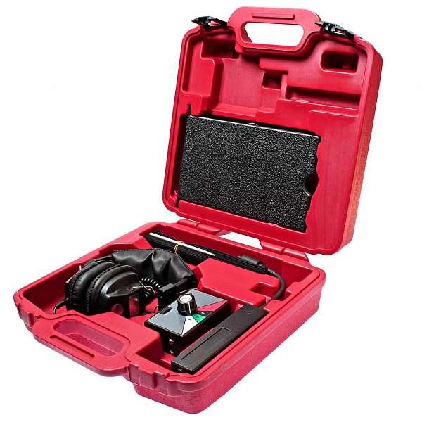 Стетоскоп электронный (наушники, тестер, зажимы, блок управления в комплекте). JTC-1449 фото