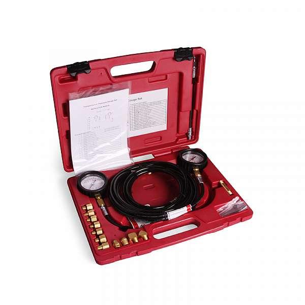 Тестер проверки давления масла АКПП Car-Tool CT-130 фото