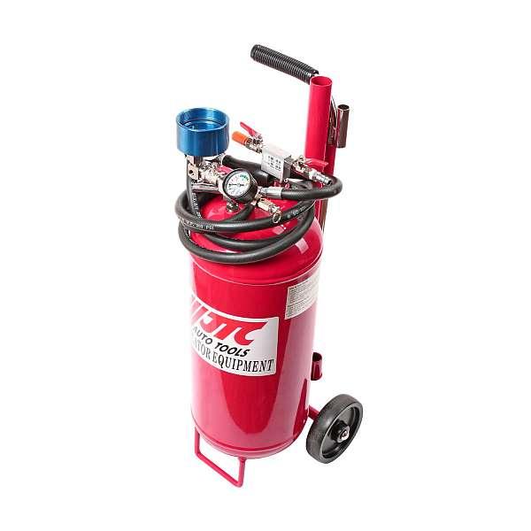 Устройство для откачки технических жидкостей, емкость бака 12л. JTC-1032 фото