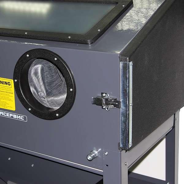 Пескоструйная камера 220 л. ОДА Сервис ODA-T06302 купить