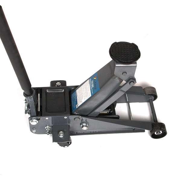 Домкрат подкатной двухплунжерный г/п 3т. ОДА Сервис ODA-T31304 купить