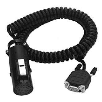 Диагностический кабель MAN TGA ECAS, ZBR для WABCO фото