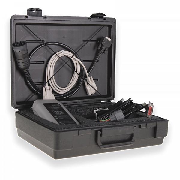 JCB Diagnostic Kit (DLA) многофункциональный дилерский сканер (оригинал)