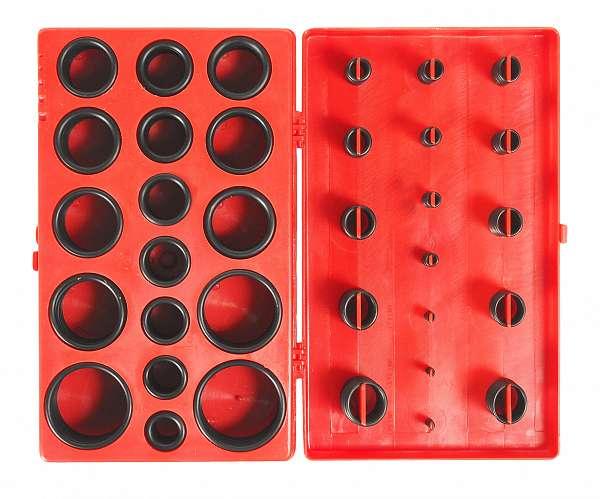 Набор уплотнительных колец 3-35мм, 401шт (в кейсе). JTC-1044 купить