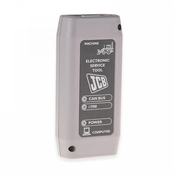 JCB Diagnostic Kit (DLA) многофункциональный дилерский сканер (оригинал) фото