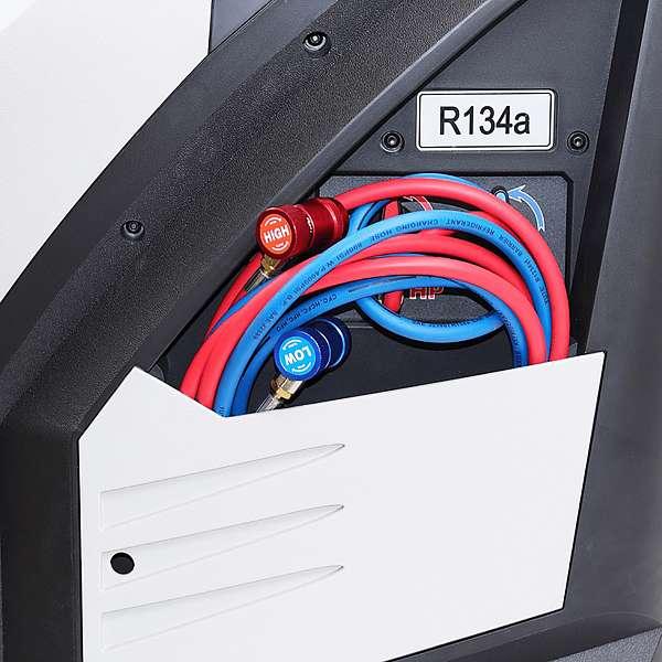 Автоматическая установка для обслуживания автомобильных кондиционеров Ecotechnics Eck Next