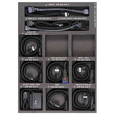 WABCO комплект кабелей для  грузовых автомобилей фото