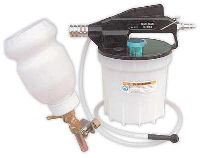 Приспособление для замены тормозной жидкости с заливным бачком Licota ATS-4231 фото