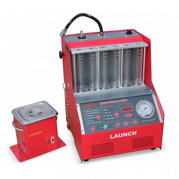 Launch CNC 602 - Установка для тестирования и очистки форсунок фото