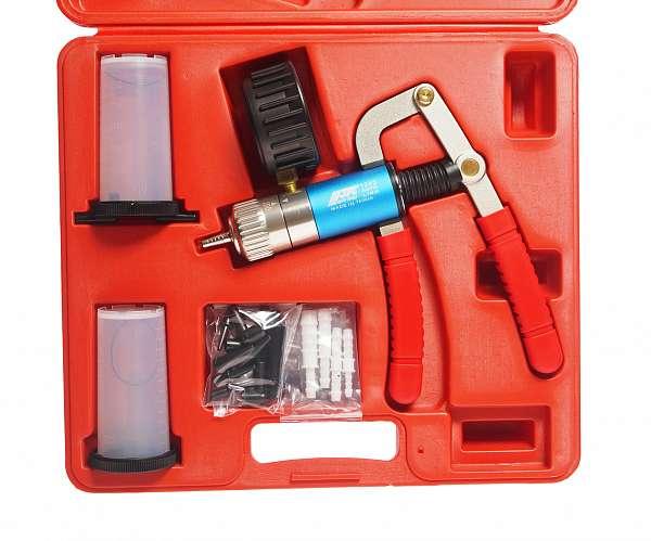 Набор для проверки давления и герметичности (в кейсе). JTC-1245 купить