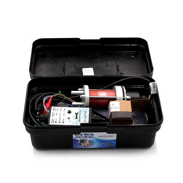 Дымогенератор ГД-01 (полный комплект) - поиск негерметичностей в узлах автомобиля  Мотор-мастер купить