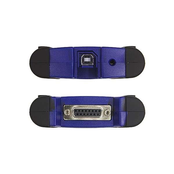Nexiq 124032 USB-Link 2 Bluetooth — автосканер для диагностики американских грузовых автомобилей