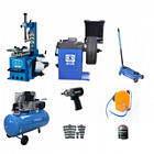 Шиномонтажное оборудование - Готовые решения по шиномонтажу