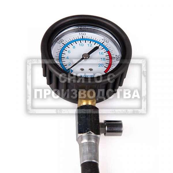 Стрелочный компрессометр для бензиновых двигателей Car-Tool CT-1052 купить