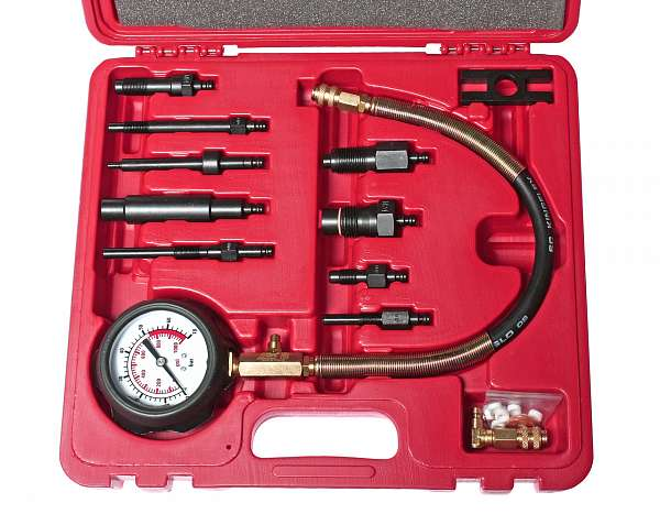 Компрессометр для дизельных двигателей с набором адаптеров. JTC-1364 купить