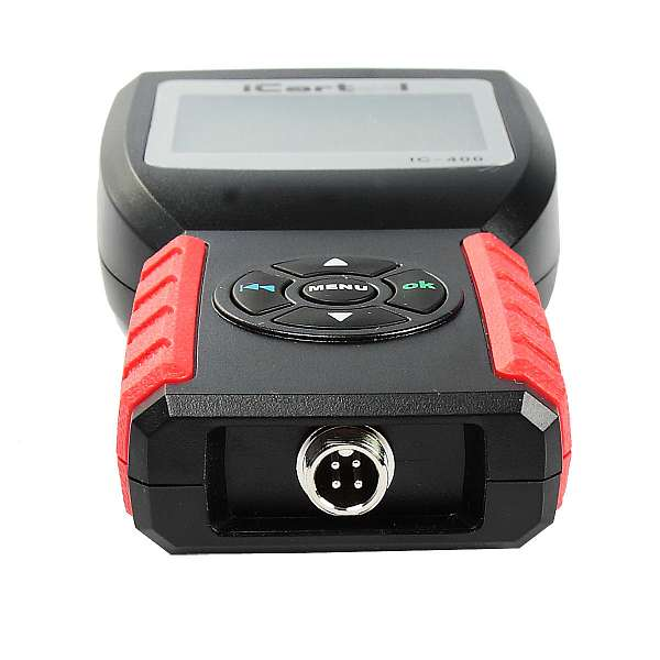 Тестер аккумуляторных батарей (АКБ) 12/24V iCartool IC-400 купить в Москва