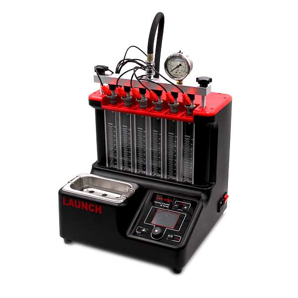 Launch CNC 603A - Установка для тестирования и очистки форсунок фото