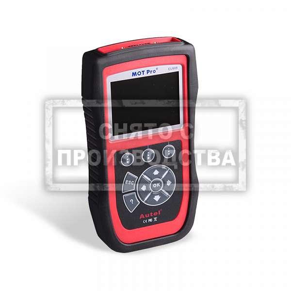 MOT PRO - многофункциональный мультимарочный сканер Autel EU908 фото