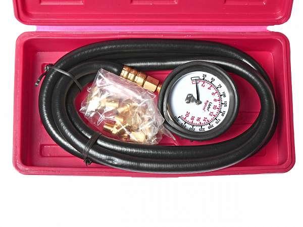 Тестер давления масла с набором адаптеров (в кейсе). JTC-1256 купить