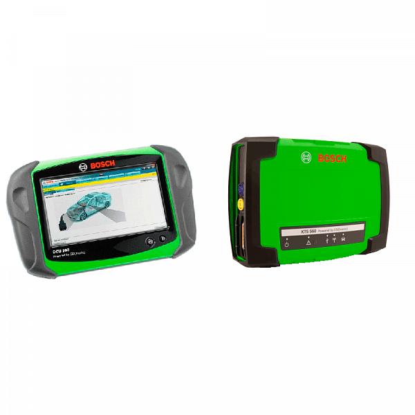 Комплект: DCU 100 + KTS 560 Bosch фото