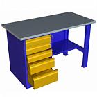 Мебель для автосервиса - Верстаки
