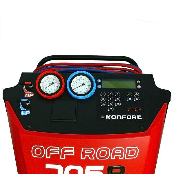 Установка для заправки кондиционеров TEXA Konfort 705R OFF ROAD купить в Москва