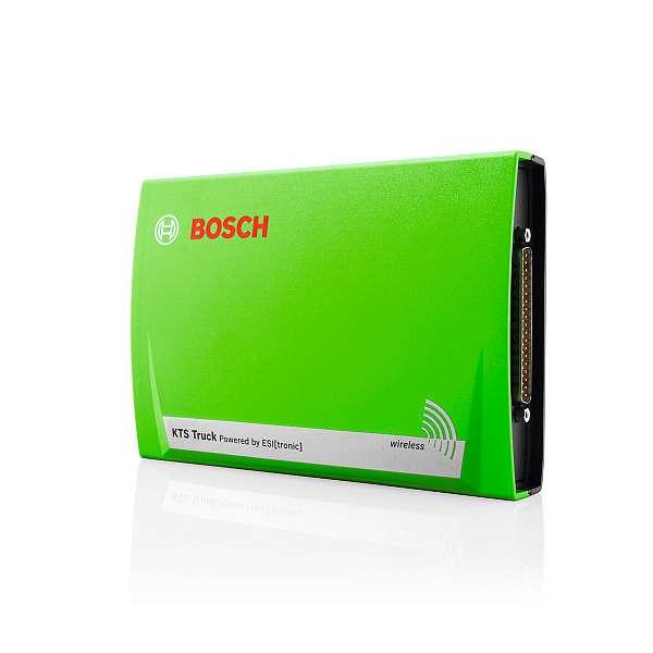 Bosch KTS Truck мультимарочный сканер для грузовых автомобилей и автобусов 0684400512 купить в Москва