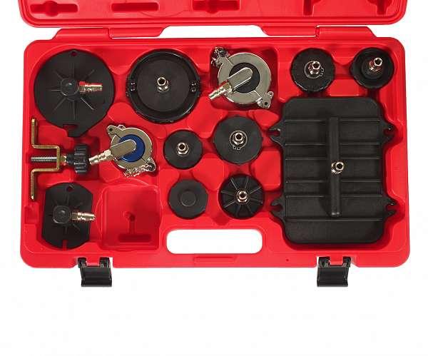Приспособление для прокачки тормозов. JTC-4331