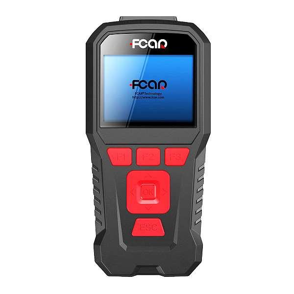 FCAR F50R - диагностический мультимарочный сканер для грузовиков и спецтехники  фото