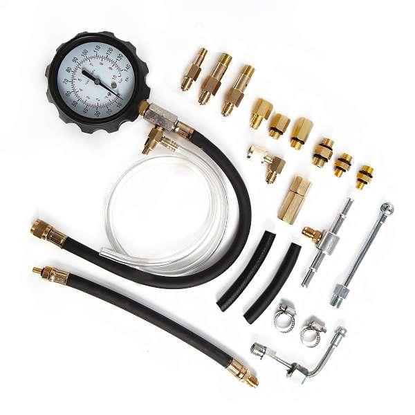 Тестер давления топлива в бензиновых двигателях Car-Tool CT-H004 купить