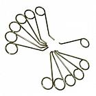 Оборудование для классических (рядных и распределительных ) систем - Наборы фиксаторов для плунжеров ТНВД
