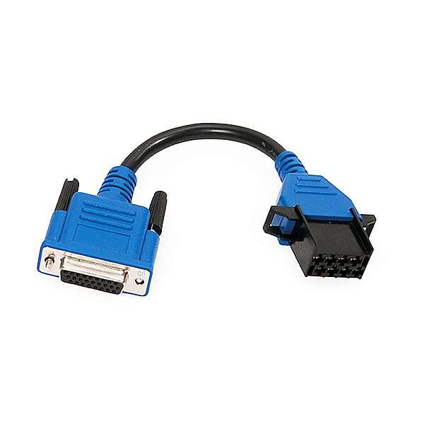 Кабель Volvo 8-pin для Nexiq USB Link 2 оригинальный 493020 фото