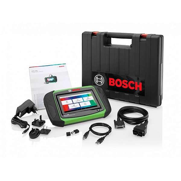Bosch KTS 250 профессиональный мультимарочный сканер 0684400260