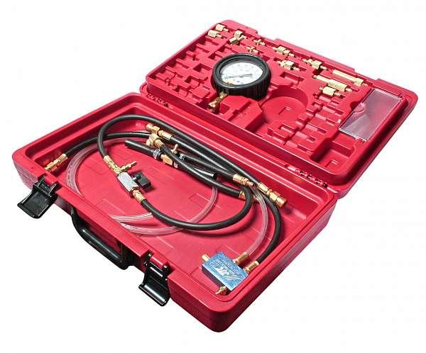 Набор для тестирования инжекторов для автомобилей европейского производства. JTC-1225E фото