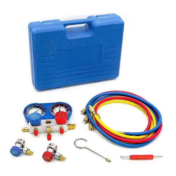 Манометрический коллектор R134 Car-Tool CT-M1000 купить