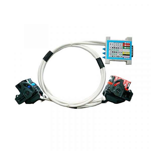 Универсальный кабель с разъемами Molex Мотор-мастер фото