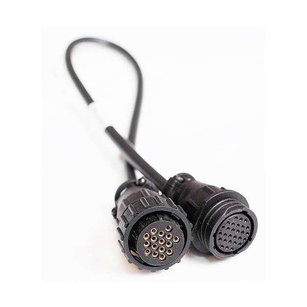Диагностический кабель TEXA 3903431 (3151/Т10А) DAF 16 pin фото