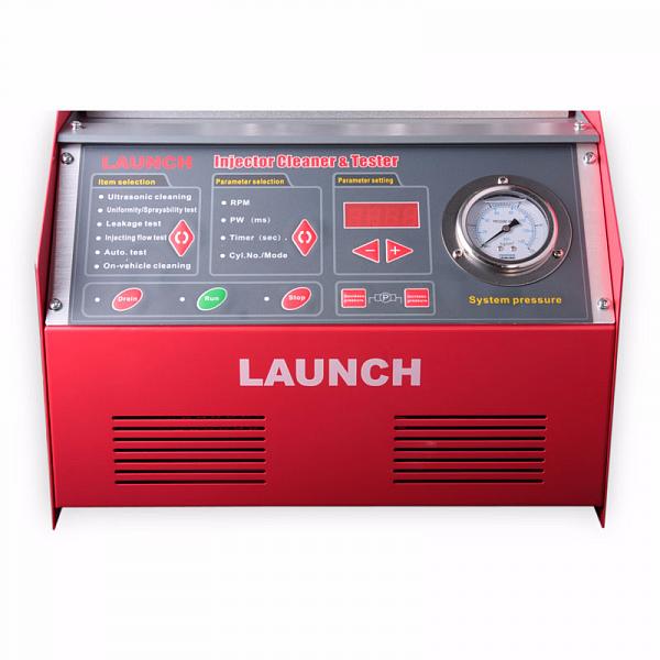 Launch CNC 602 - Установка для тестирования и очистки форсунок купить