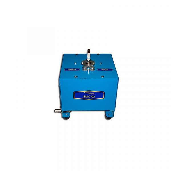 SMC-03 Профессиоанльный пескоструный аппарат для очистки свечей зажигания фото