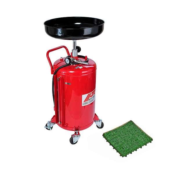 Устройство для слива масла, емкость бака 80л. JTC-1031 фото