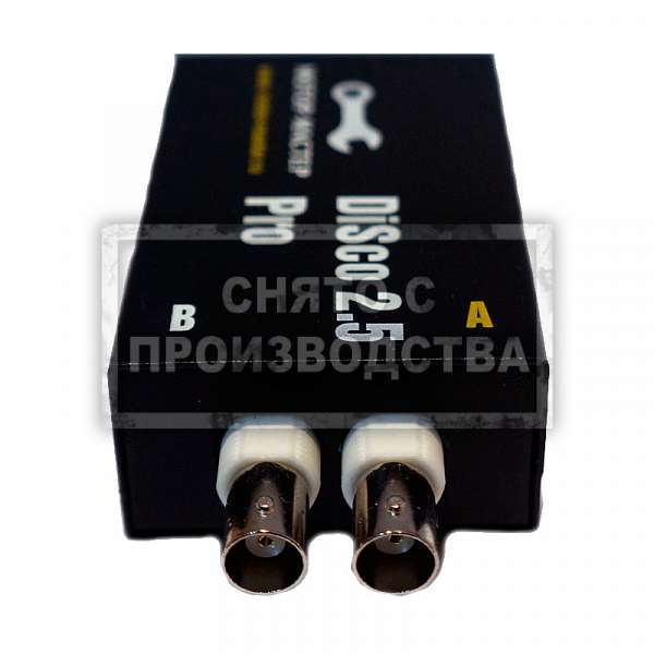 USB осциллограф DiSco 2.5 Pro купить в Москва