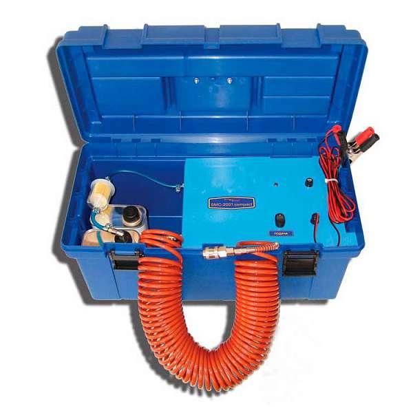 SMC-2001 Compact - Установка для очистки топливных систем впрыска фото