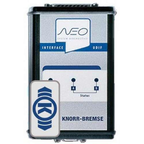 KNORR-BREMSE Диагностический интерфейс UDIF II39809F фото
