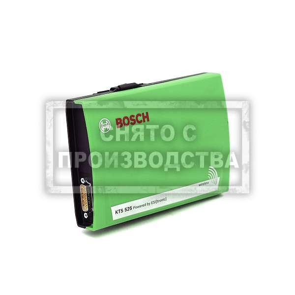 Bosch KTS 525 профессиональный мультимарочный сканер 6844000525 фото