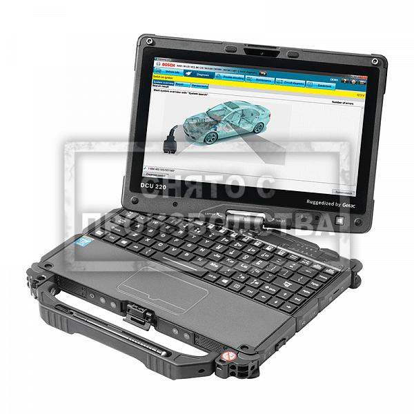 Bosch DCU 220+  планшет трансформер 2в1 0684400232 фото